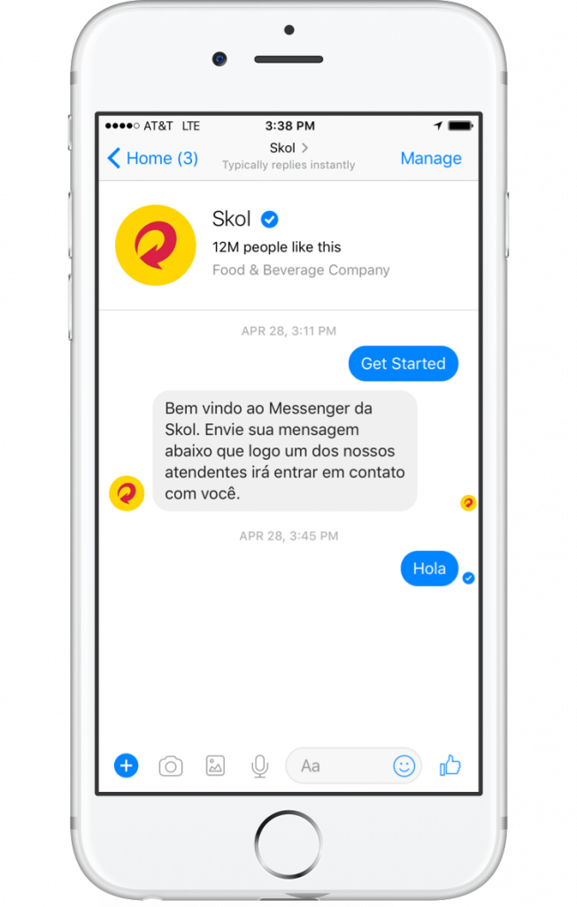 Chatbots-social-media-campaigns